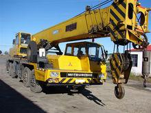 Tadano TG 500E  truck crane