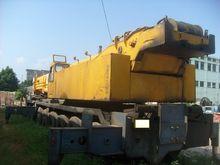Liebherr LTM 1200 truck crane