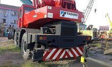 Tadano TR500EX rough terrain cr