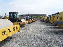 Used Road Roller in