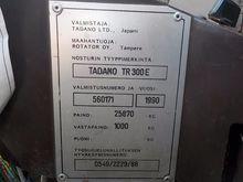 Used 1990 Tadano TR3