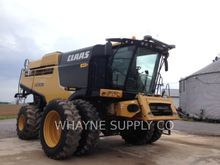 2014 Claas Of America 740