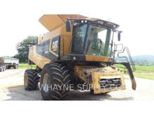 2005 Claas Of America LEX580R