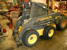 Used 2005 HOLLAND LS