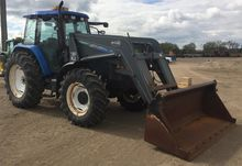 2004 NEW HOLLAND TM130