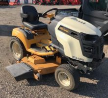 Used Cub Cadet Riding Mowers for sale  Cub Cadet equipment & more