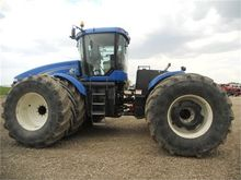 2011 NEW HOLLAND T9060HD