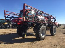 2009 CASE IH PATRIOT 3320