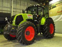 2013 CLAAS Axion 850CIS