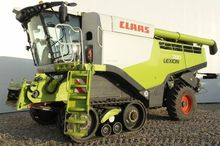 2013 CLAAS LEXION 780 TT