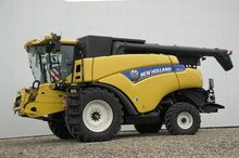 2012 New Holland CR 9080