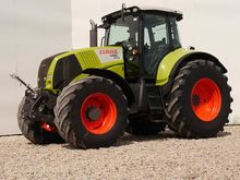 2009 CLAAS AXION 840 CMATIC