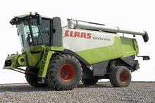 2005 CLAAS LEXION 600