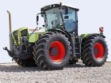 2009 CLAAS XERION 3300 TRAC VC