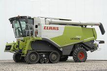 2011 CLAAS LEXION 760 TT