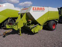 2006 CLAAS Quadrant 2200