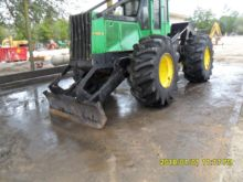 Used Forestry Tractors Skidders for sale  Timberjack equipment
