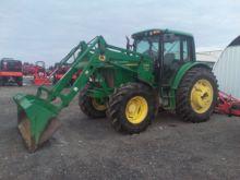 Used John Deere 6420 Tractor for sale in Florida, USA | Machinio