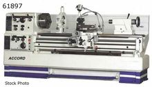 New ACCORD LATHES in