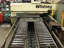 2002 WA WHITNEY 3400 XP PUNCHES