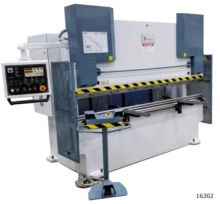 Used Used Prime Line Hydraulic CNC Press Brake for sale  Top