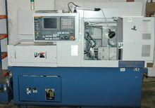 Tsugami model BS20-III CNC Lath