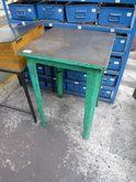"RJH 24 x 24"" Cast Iron Table"