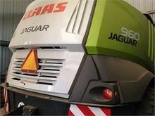 Used 2011 CLAAS JAGU