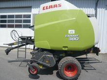 2009 CLAAS VARIANT 380RC