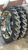 Somac Twin wheels : 9.5R48