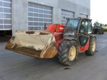 2000 MANITOU MLT 629 T