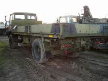 1985 MAGIRUS-DEUTZ 168M11FAL 4X