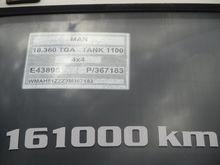 2003 MAGYAR TGA 18.360 BB 4X4 -
