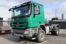 2014 MERCEDES ACTROS 2044 AS