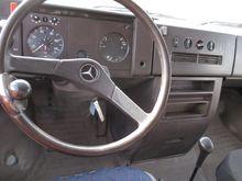 1988 MERCEDES VARIO 609D 4x2