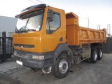 2006 RENAULT KERAX 420 6x4