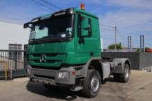 2012 MERCEDES ACTROS 2044 AS