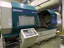 1991 CNC turning machine Boehri