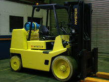 1999 Forklift truck Hyster 1999