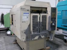 CNC machining center Miyano TSV