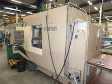 1992 CNC milling machine Chiron