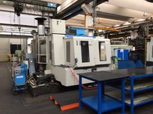 1999 CNC Machining center horiz