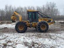 Used 2003 DEERE 548G