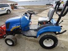 Used 2009 HOLLAND BO