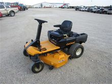 2012 CUB CADET Z-FORCE S48