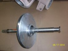 WARREN SIZE: 4DTB16 impeller an