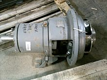 WORTHINGTON PUMP POWER FRAME-