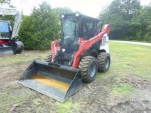 2015 Takeuchi TS70V Skid Steer