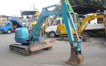 Used KUBOTA U35 in P