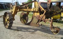 Used plow NARDI in P